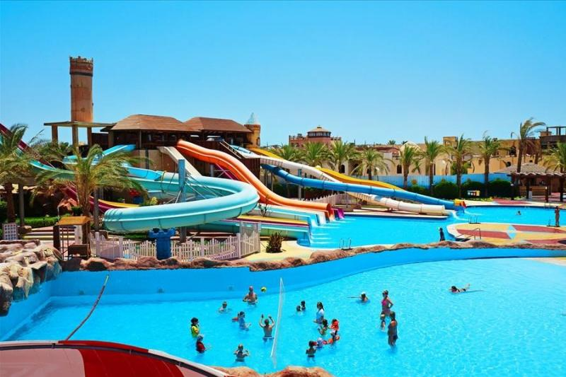 Sharm El-Sheikh utazás Sea Beach Aqua Park Resort