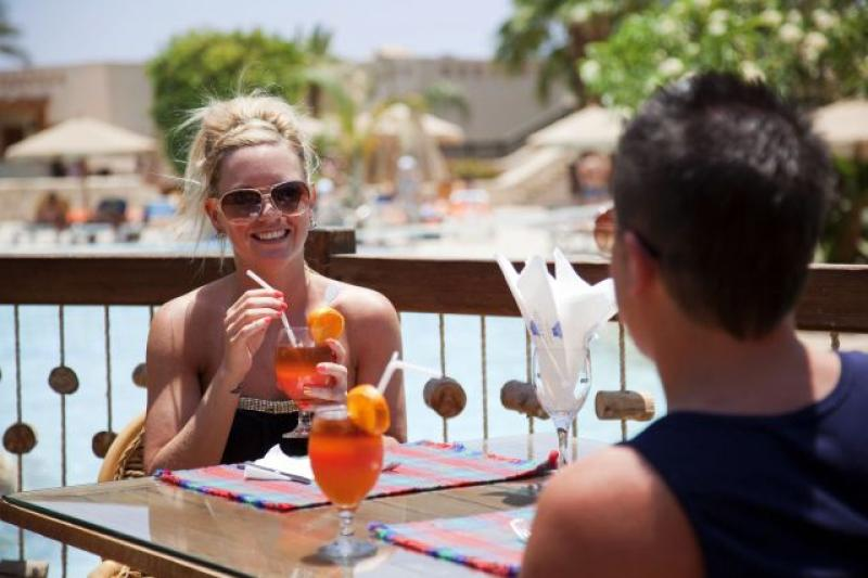 Sharm El-Sheikh utazás The Grand Hotel