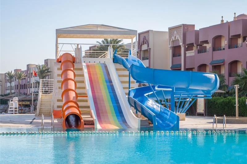 Hurghada utazás Sunny Days Resort Spa & Aquapark